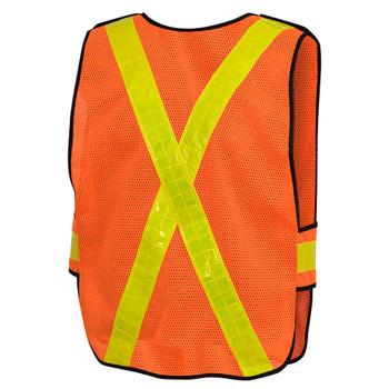 Safety Orange - 592A Hi-Viz All-Purpose Vest
