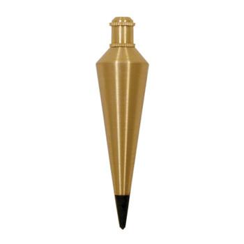 JBPB-12 12 oz. Brass Plumb Bob