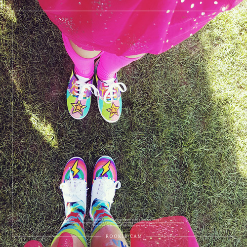 Colour Fun Run with Poscart