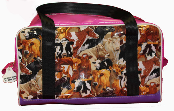 Carryon Bag Fabric/PVC 45L X 23W X 25H cm