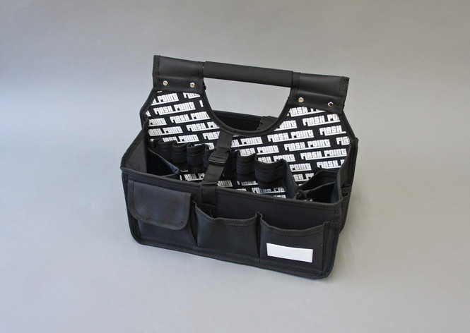 ​P0329/FP Pit Caddy: Flash Point (BLACK)