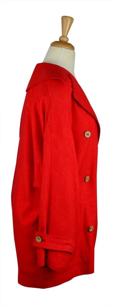 Vintage Geoffrey Beene Double Breasted Jacket
