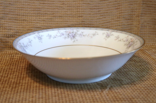 Round Vegetable Serving Serving Bowl - D0716