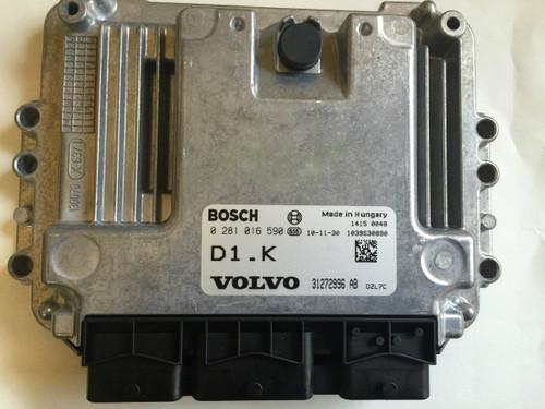 Plug & Play Bosch Engine ECU, Volvo, 0281012103, 0 281 012 103 ...