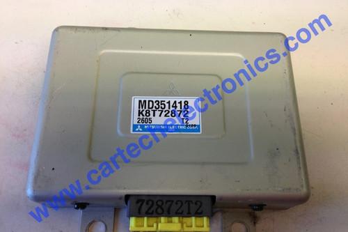 Plug & Play Engine ECU, Mitsubishi Warrior L200, MD351418, K8T72872