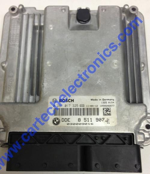 Plug & Play BMW Bosch Engine ECU 0281017325 0 281 017 325 DDE8511907 DDE 8 511 907