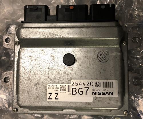 Nissan, NEC001-844, 254420, BG7, ZZ