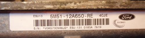 Ford, ESU-131, 5M51-12A650-RE, 4CJE, ESU13