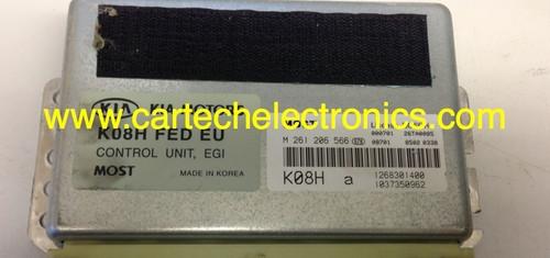 Plug & Play Kia Motors, Engine ECU, M 261 206 566, M261206566, K08H