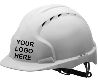 Evo3 174 Vented Industrial Safety Helmet With Your Logo