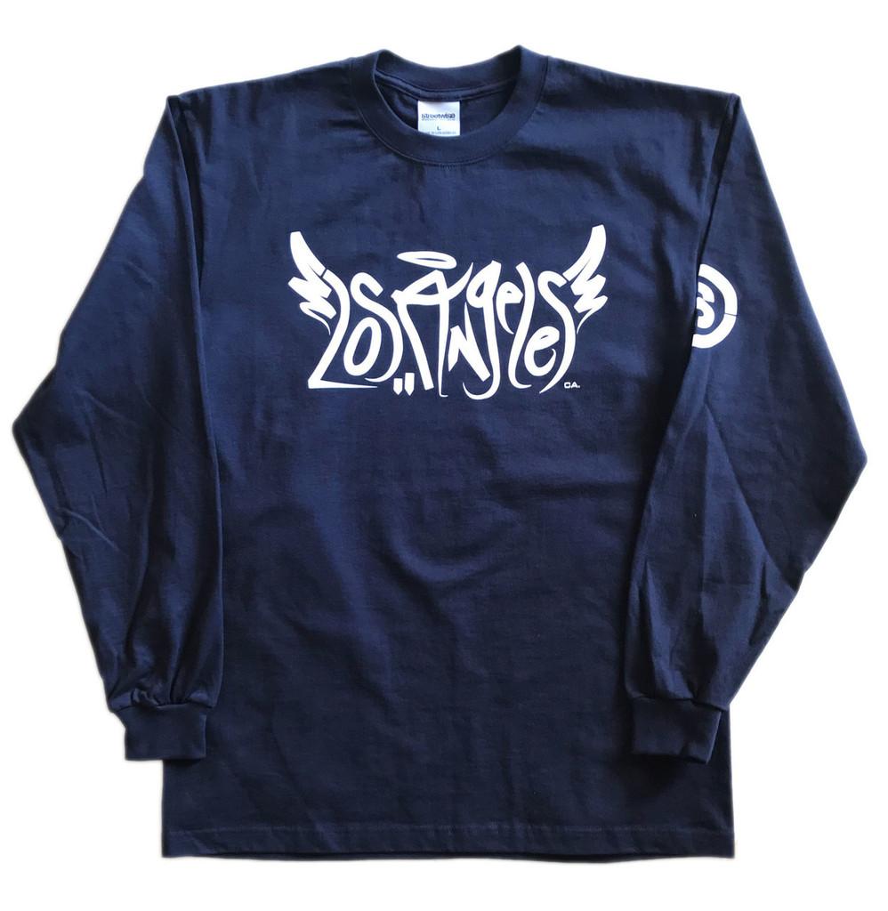 Streetwise L.A. Wings Long Sleeve T-Shirt