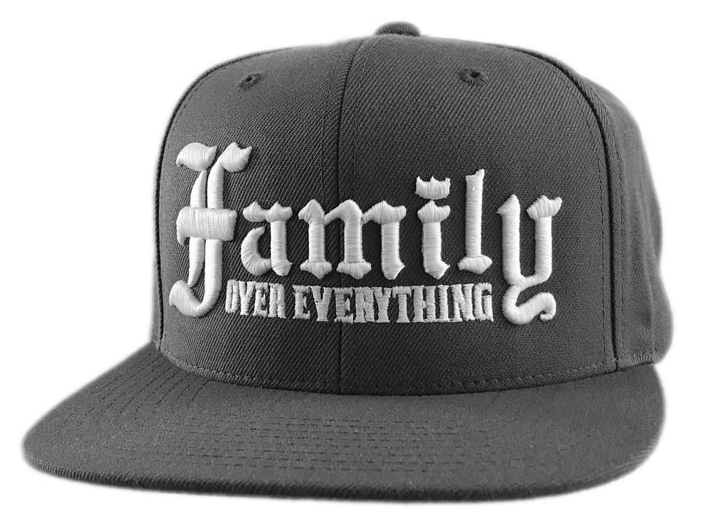 Streetwise Family Snapback GRY