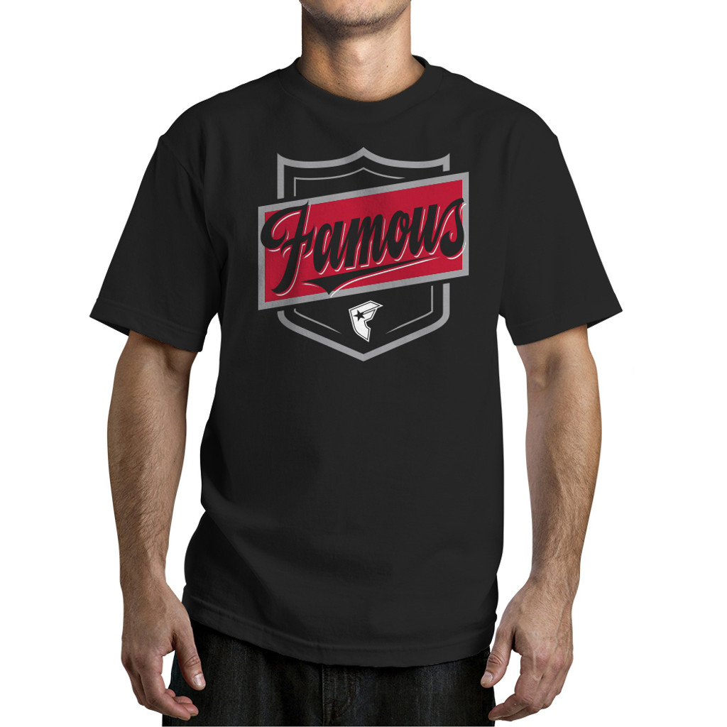 Famous Stars and Straps Bizness As Usual Tee