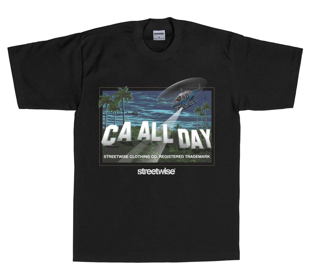 Streetwise Cali Hills T-Shirt