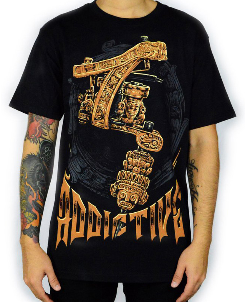 Addictive Gold Machine T-Shirt