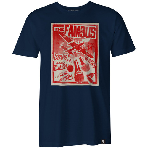 Famous Stars and Straps The Drop T-Shirt