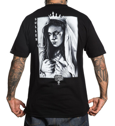 Sullen Ivano Queen T-Shirt