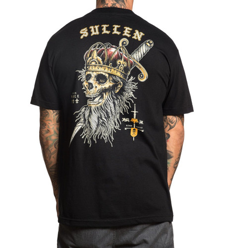 Sullen Noble King T-Shirt