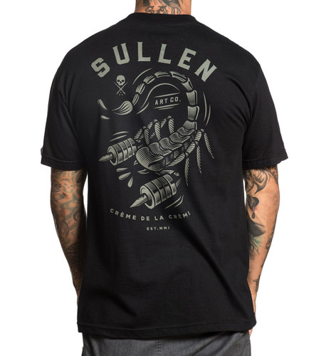 Sullen Scorpion Grip T-Shirt