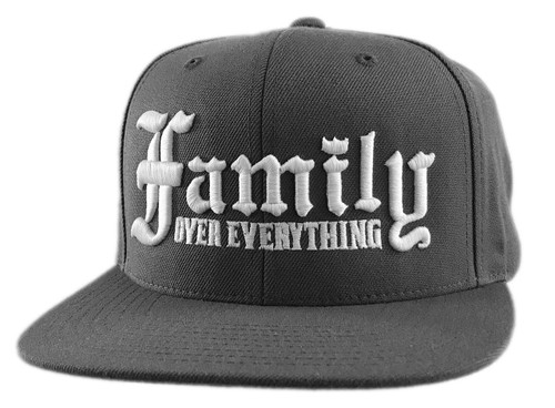 Streetwise Family Snapback GRY