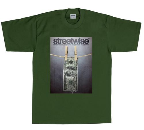 Streetwise Rinse T-Shirt HNTR