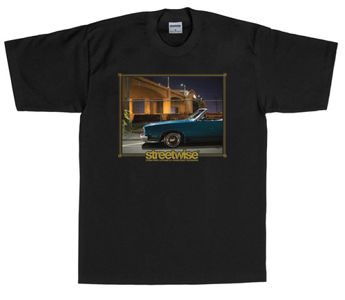 Streetwise Chop Top T-Shirt