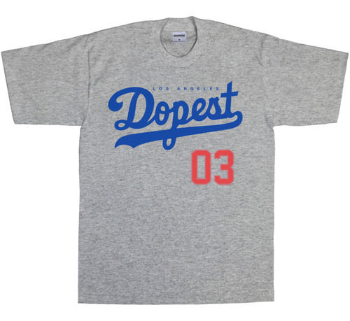 Dopest T-Shirt (GRY)