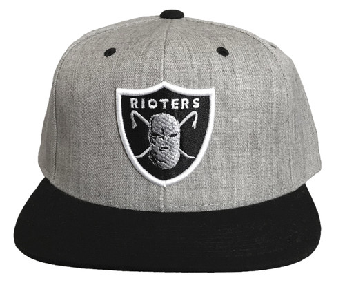 Rioters Snapback GRY2