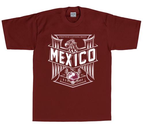 Sept 16 T-Shirt (Burg)