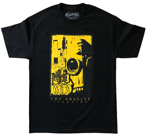 Los Angeles Sickside T-Shirt
