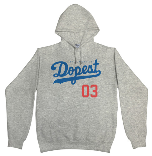 Dopest Hoodie (GRY)