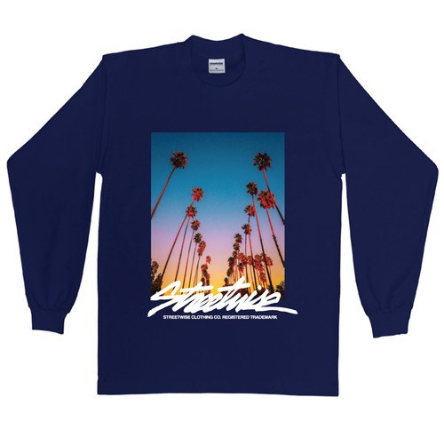Cali Daze Long Sleeve Tee