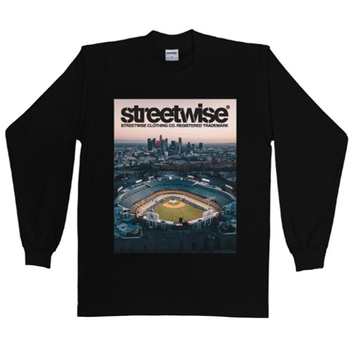 Home Base Long Sleeve Tee