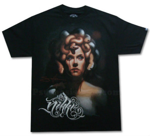 Sullen Clothing Medusa T-Shirt