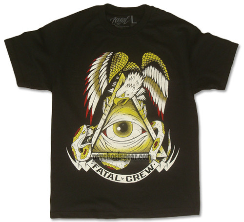 Fatal Power Grab T-Shirt