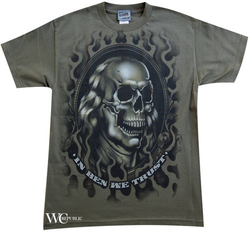 Ben Skull T-shirt
