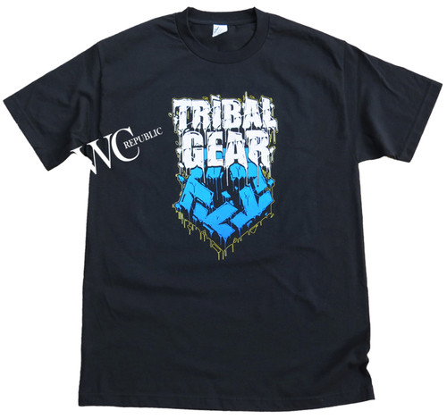 Tribal Gear Trav Stacked T-Shirt