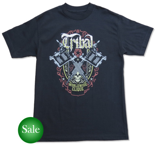 Men's Tribal Hydro Gun T-Shirt