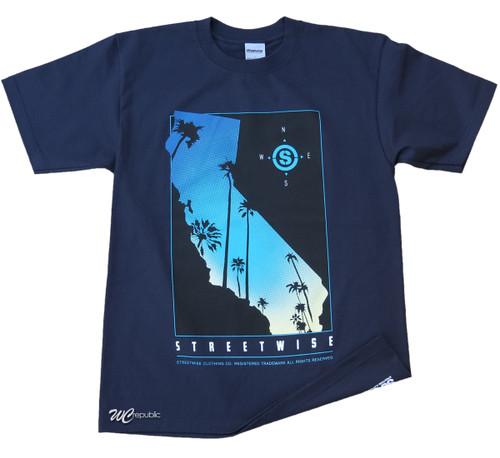 Streetwise Cali Palms T-Shirt