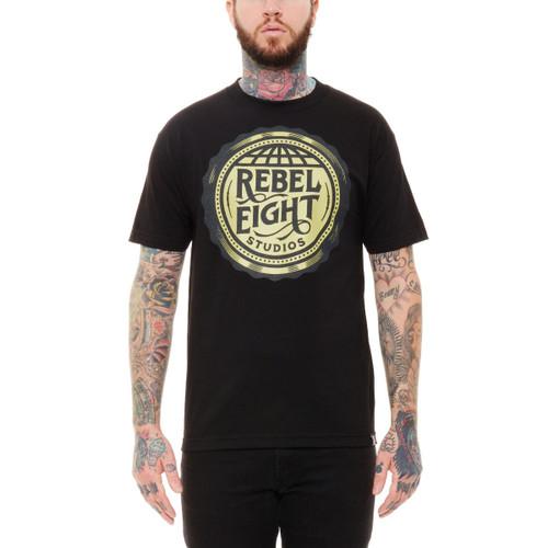 Rebel8 Studios Tee in black