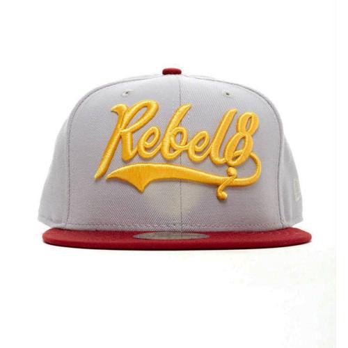 Rebel8 Lefty 59Fifty Hat