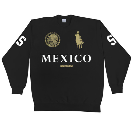 Streetwise Narco Polo Crewneck Sweater