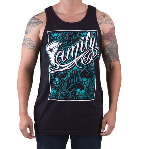 Famous Stars and Straps Family Death Leave Tank