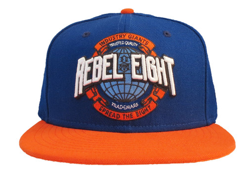 Rebel8 Spread the 8 Fitted Hat