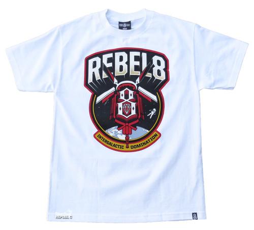 Rebel8 Intergalatic Domination T-Shirt