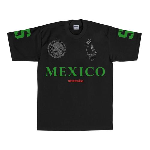Streetwise Narco Polo T-Shirt GRN
