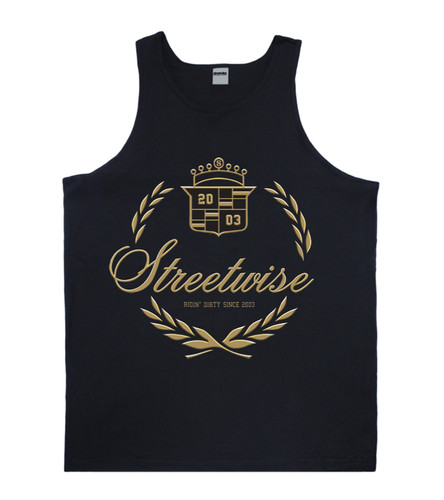 Streetwise Caddy Tank Top
