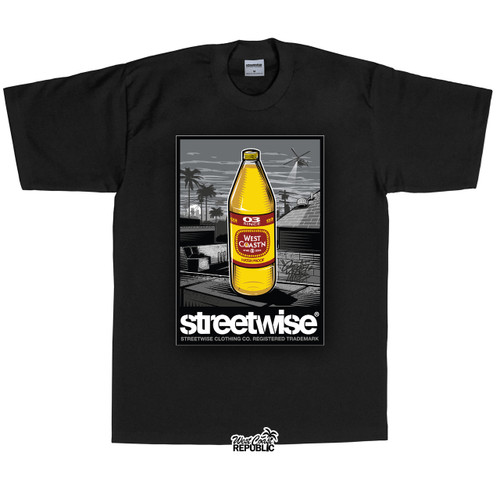Streetwise 8 Ball T-Shirt