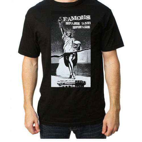 Famous Stars and Straps Stat Lib T-Shirt
