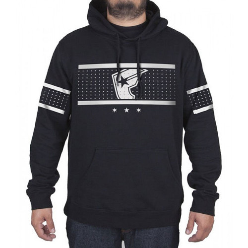 Famous Stars and Straps Shots Fired Hoodie